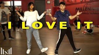 Download I LOVE IT - Kanye West & Lil Pump Dance | Matt Steffanina & Josh Killacky Video