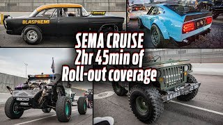 Download SEMA Cruise - 2hr 45min of Roll-out Coverage Video