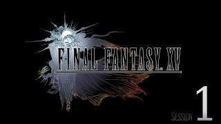 Download Cry Streams: Final Fantasy XV [Session 1] Video