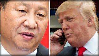 Download CHINESE PRESIDENT ISSUES WARNING TO PRESIDENT-ELECT TRUMP Video