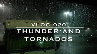 Download Tornado Warning + Severe Weather in an RV Video