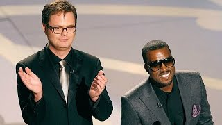 Download Rainn Wilson vs Kanye West at Emmys 2007 Video