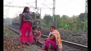 Download Most speedy Train of Indian Railways in Hooghly railway Video