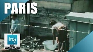 Download Des bidonvilles aux HLM à Paris | Archive INA Video