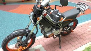 Download Yamaha Tricker Video