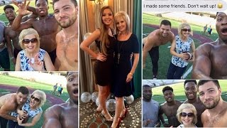 Download Why This Mom Took Selfies With Shirtless Football Players in College Video