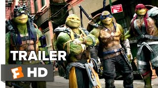 Download Teenage Mutant Ninja Turtles: Out of the Shadows Official Trailer #1 (2016) - Megan Fox Movie HD Video