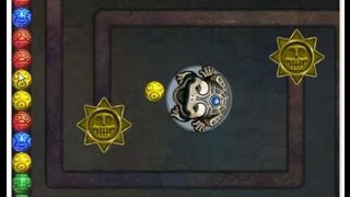 Download Zuma game that called Suma the lost treasure colored balls and frog 3 match games Video