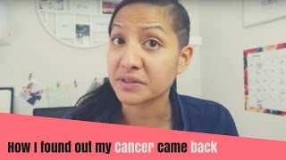 Download How I Found Out my Cancer Came Back | Metastatic Breast Cancer Video