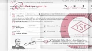 Download e-devlet kapısı - turkiye.gov.tr I ″IMEI Kayıt Hizmetleri″ Video