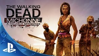 Download 'The Walking Dead: Michonne - A Telltale Miniseries' Extended Preview | PS4 Video