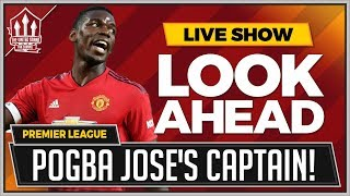 Download Pogba Still Captain! Brighton vs Man Utd Premier League Preview Video