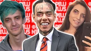Download Tekashi69 BAN, Ninja caught selling underwear, Alinity facing 32 year prison. 📰 PEW NEWS📰 Video