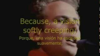 Download EL SONIDO DEL SILENCIO. Subtitulada en Ingles-Español.PAUL SIMON & ART GARFUNKEL Video