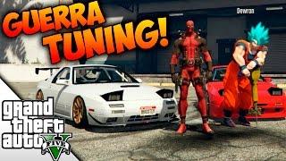 Download GUERRA TUNING! | MAZDA RX7 1990 | GTA V MODS ONLINE | BraxXter Video