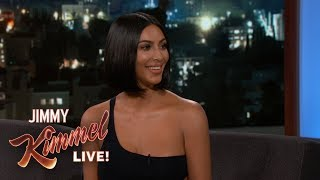 Download Kim Kardashian West Was Naked When Donald Trump Called Video