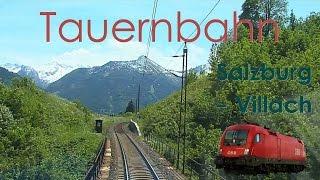 Download Amazing Views - Cabride On Tauern Railway, Austria | Führerstandsmitfahrt Tauernbahn ÖBB Taurus Video