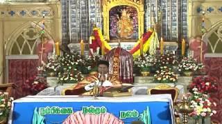 Download Holy Tamil Mass in Annai Velankanni Matha Statue On-12 November 2014 -by Fr David Selvakumar Video