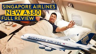 Download Onboard Delivery Flight of Singapore Airlines NEW A380! Video