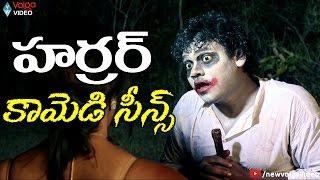 Download Telugu Horror Comedy Scenes - Telugu Horror Comedy Movies - 2016 Video