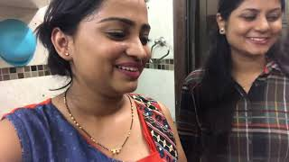 Download Family Dinner Party at Home - Bhai, Bhabhi, Mom & Dad   Friday Family Vlog   Indian Mom on Duty Video