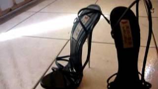 Download New metal extreme heel sandals 1 Video