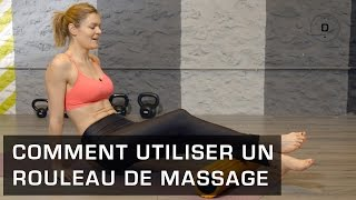 Download Comment utiliser un rouleau de massage ? Fitness Master Class Video