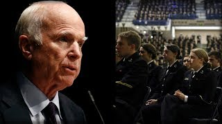 Download MCCAIN ISSUES SICK ANTI-AMERICAN ORDER TO COMMISSIONED OFFICERS ABOUT WHAT THEY MUST TO DO TRUMP NOW Video