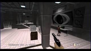 Download GoldenEye 007 N64 - Bunker I - 00 Agent Video