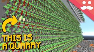 Download AUTO MINERS AND QUARRIES: SciCraft Survival Tour #3 Video
