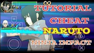 Download Tutorial cheat naruto ninja impact ppsspp - game mod Indonesia 2017 Video
