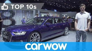 Download New Audi A8 2018 - does it make a Mercedes S-Class seem old tech? | Top10s Video