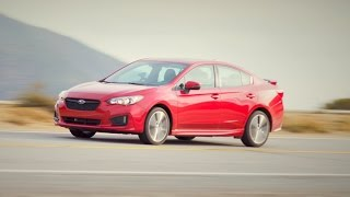 Download 2017 Subaru Impreza Reviewed and Driven Video