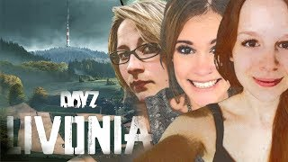 Download DayZ Livonia [LIVE] #287 Drei Engel für Regan - a life is strange story [Cam] German English Video