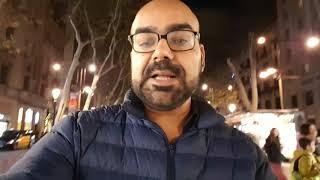 Download Ganjiswag in Barcelona | Mast Mahol | Junaid Akram Video