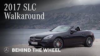 Download 2017 Mercedes-Benz SLC Walk Around Video