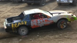 Download 2016 Musgrave Harbour Demolition Derby - Big Car Heat Video