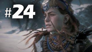 Download Horizon Zero Dawn Gameplay Walkthrough Part 24 - Mountain That Fell (PS4 Pro) Video
