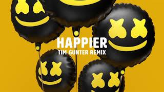 Download Marshmello ft. Bastille - Happier (Tim Gunter Remix) Video