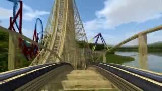 Download Sandy Edge Beach - NoLimits 2 Video