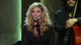 Download Jamey Johnson and Alison Krauss sing ″Seven Spanish Angels″ live in Washington D. C. in HD. Video