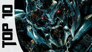 Download TOP 10 SCENES | MEGATRON ″TF 1.2.3″ Video