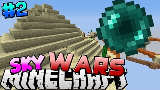 Download Minecraft: SkyWars Episode 2 - BAD ENDERPEARL (Mineplex Skywars Server Game) Video