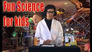 Download How to Make a Home Made Fire Extinguisher - Science Experiment For Kids Video