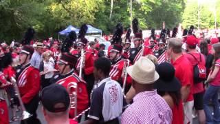 Download UGA Redcoat Band Enters Sanford Stadium Video