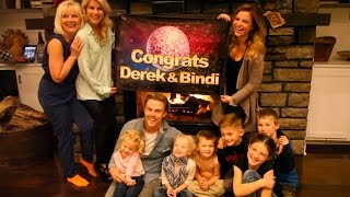 Download Part 3 - TBT Family Celebration of Derek Hough & Bindi Irwin's win on DWTS Video