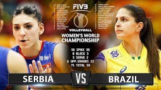 Download Serbia vs Brazil - Highlights | Women's World Championship 2018 Video
