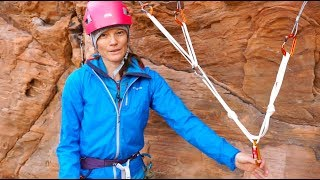 Download Advanced Climbing Anchors: Efficient 3 Piece Systems Video