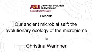 Download Our ancient microbial self: the evolutionary ecology of the microbiome | Christina Warinner Video