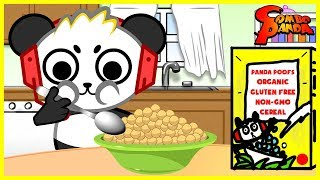 Download Morning Routine & Back to School with Combo Panda + Ryan from Ryan ToysReview! Video